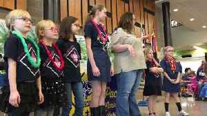 News video: Cub Scouts in Small Colorado Town Welcome Seven Girls to the Pack