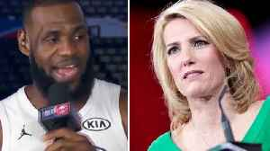 "News video: LeBron James RESPONDS to Fox News Host for Telling Him to ""Shut Up and Dribble"""