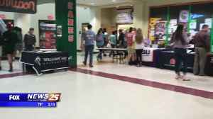 News video: College and career symposium at West Harrison High
