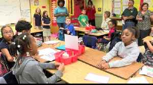 News video: Grandparents Day at Myrtle Place Elementary