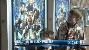 News video: Black Panther in Theaters