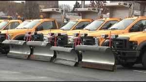 News video: VIDEO: Berks ready for possible snow storm