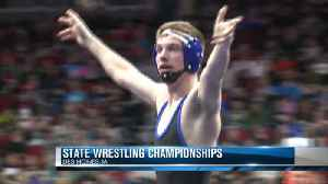 News video: IA HS State Wrestling Championships