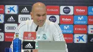 News video: Zidane eager to fight to stay at Real