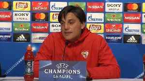 News video: Montella extremelly excited to face Mourinho