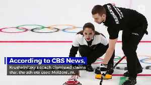 Russian Curler Alexander Krushelnitsky Allegedly Failed Drug Test [Video]