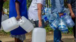 News video: Cape Town Gets Short Reprieve For Water Drought