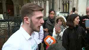 News video: Alfie Evans life support 'can end' says High Court