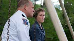 News video: 'Three Billboards Outside Ebbing, Missouri' Gets Outstanding British Film Award At BAFTAs