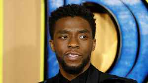 News video: Black Panther Breaks Box Office Record For Monday