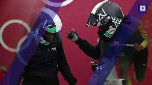 News video: Jamaica and Nigeria Just Made History in the Winter Olympics