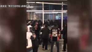 News video: Fight breaks out at Vegas Golden Knights game