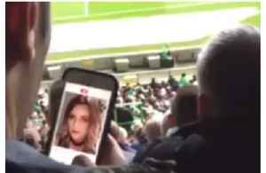News video: Bored Celtic Fan Turns to Tinder in Hope of Better 'Match' There
