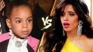 News video: Does Blue Ivy HATE Camila Cabello?