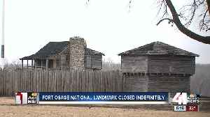 News video: Fort Osage National Historic Landmark closed indefinitely