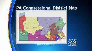 News video: Pennsylvania Supreme Court Issues New Congressional Map