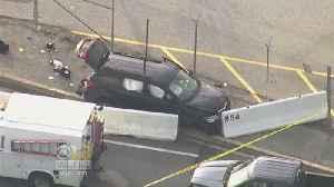 News video: Passenger: 'Fatal Shots' Fired At Car That Caused NSA Security Scare