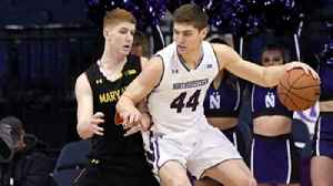 News video: Northwestern blows double-digit lead for 2nd straight game in 71-64 loss to Maryland