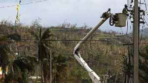 News video: Puerto Rico's Electric Authority Gets $300M Loan