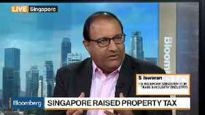 News video: Singapore Raises GST to 9%