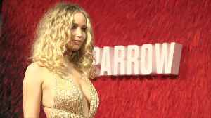 News video: 'Red Sparrow' premieres in London