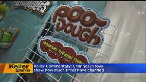 News video: Keller @ Large: Toy Makers Need To Get Heads Out Of Gutter