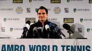 News video: Roger Federer 'Looking Forward' To Retirement