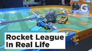 News video: Rocket League In Real Life