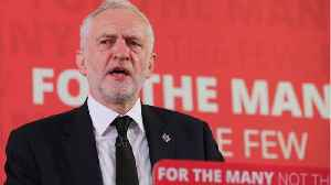 "News video: Jeremy Corbyn Says City Of London Needs A ""Serious Rethink"" Of Finance Policy"