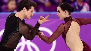 News video: The Internet Is Thrilled About Tessa Virtue and Scott Moir's Ice Dancing Gold Medal