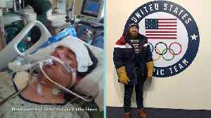 News video: From Near-Death To The Olympics: A Transformation That Will Inspire You
