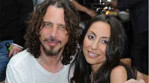 News video: Chris Cornell's Wife Has First Interview Since Her Husband's Death