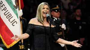 News video: Fergie Apologizes For NBA All-Star Game Performance