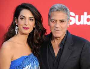 George and Amal Clooney donate $500,000 to Parkland Students' March for Our Lives