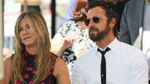 """News video: Justin Theroux Reportedly Had Major """"Reservations"""" About Marrying Jennifer Aniston And More News"""