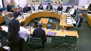 News video: Oxfam managers grilled by UK MPs over sex scandal