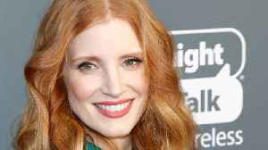 News video: Will Jessica Chastain Be In The 'IT' Sequel?