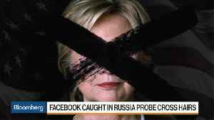 News video: Facebook in Damage Control Mode After Russia Probe Indictments
