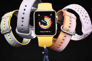 News video: The Apple Watch Sold More Than Rolex, Omega and Swatch Combined in Q4