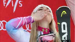 News video: Lindsey Vonn Brushes Off Haters