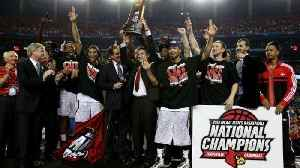 News video: Louisville loses appeal, will vacate its 2013 championship