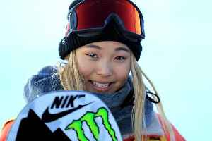 News video: U.S. Snowboarding Star Chloe Kim Lands Cover of 'Sports Illustrated'