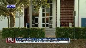 News video: Parents pull students out of school in wake of Parkland shooting