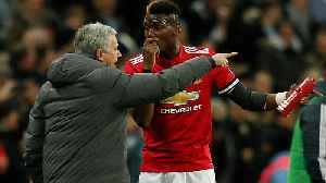 News video: 'Jose must get more from Pogba'