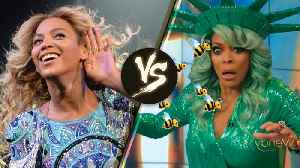 News video: The Beyhive ATTACKS Wendy Williams for Saying Beyonce Needs Autotune
