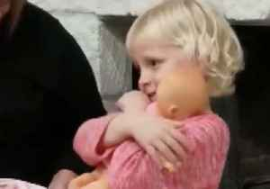 News video: Girl Reunited With Beloved Doll Lost During Hurricane Harvey