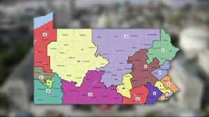 News video: New Congressional districts upset GOP leaders