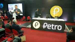 News video: Venezuela's Maduro seeks new hero in 'petro' currency