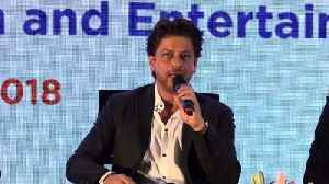News video: SRK Finally Breaks His Silence On Padmaavat