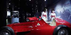 News video: The Alfa Romeo Sauber F1 Team reveals the C37 4K